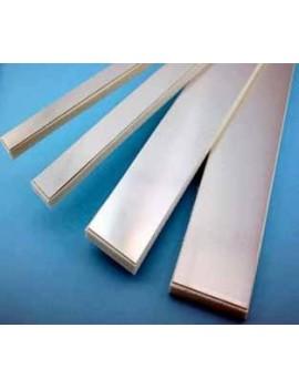Férula de aluminio