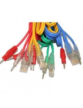 Cables Compex no SNAP/8PIN