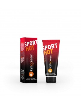 KYROCREAM SPORT HOT 120 ML