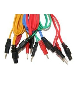 Cables Compex no SNAP/6PIN