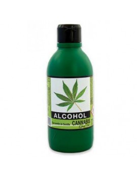 ALCOHOL DE CANNABIS 250 ML